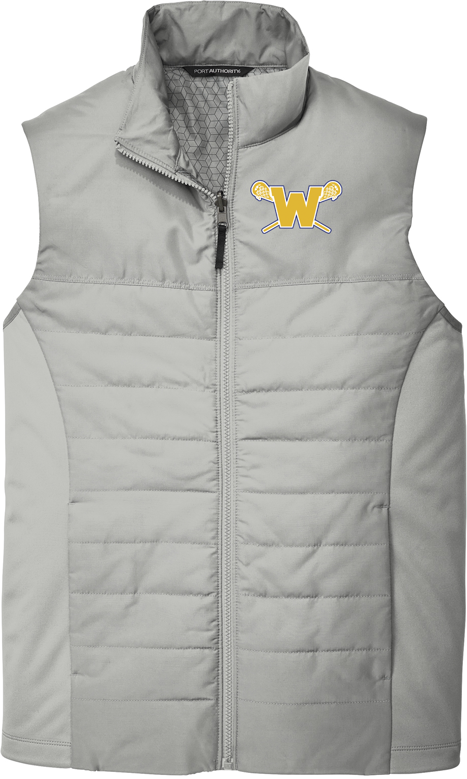 Webster Lacrosse Gusty Grey Vest