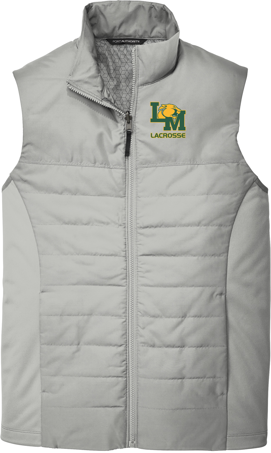 Little Miami Lacrosse Grey Vest