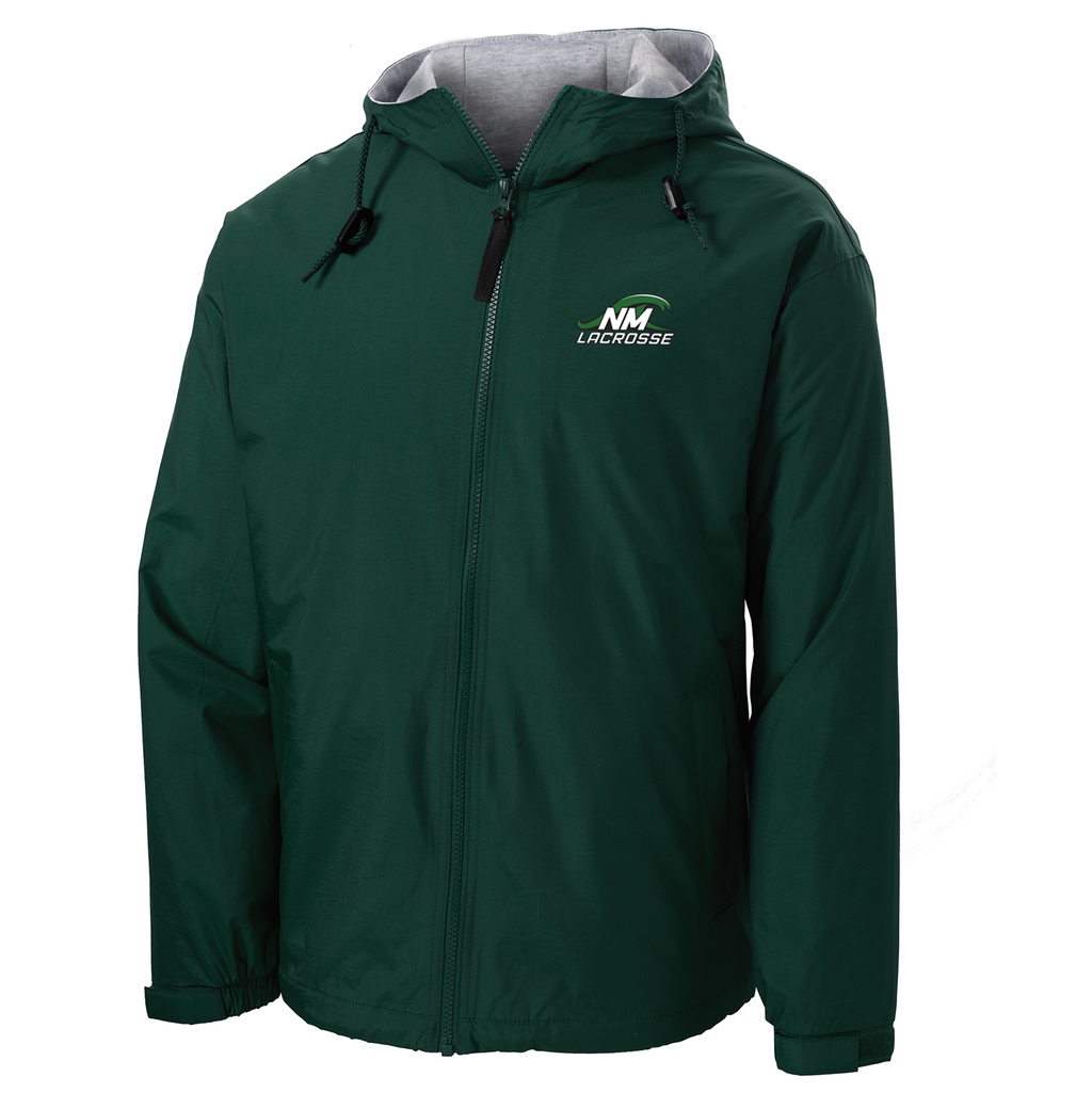 New Milford Youth Lacrosse Hooded Jacket