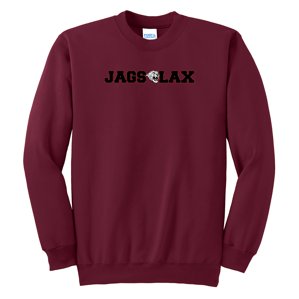 Jags Lacrosse Crew Neck Sweater