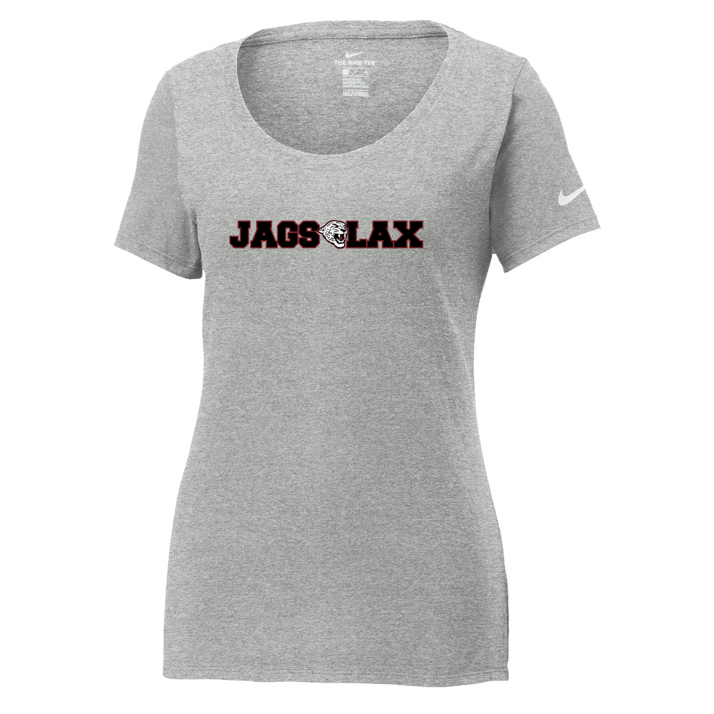 Jags Lacrosse Nike Ladies Core Cotton Tee