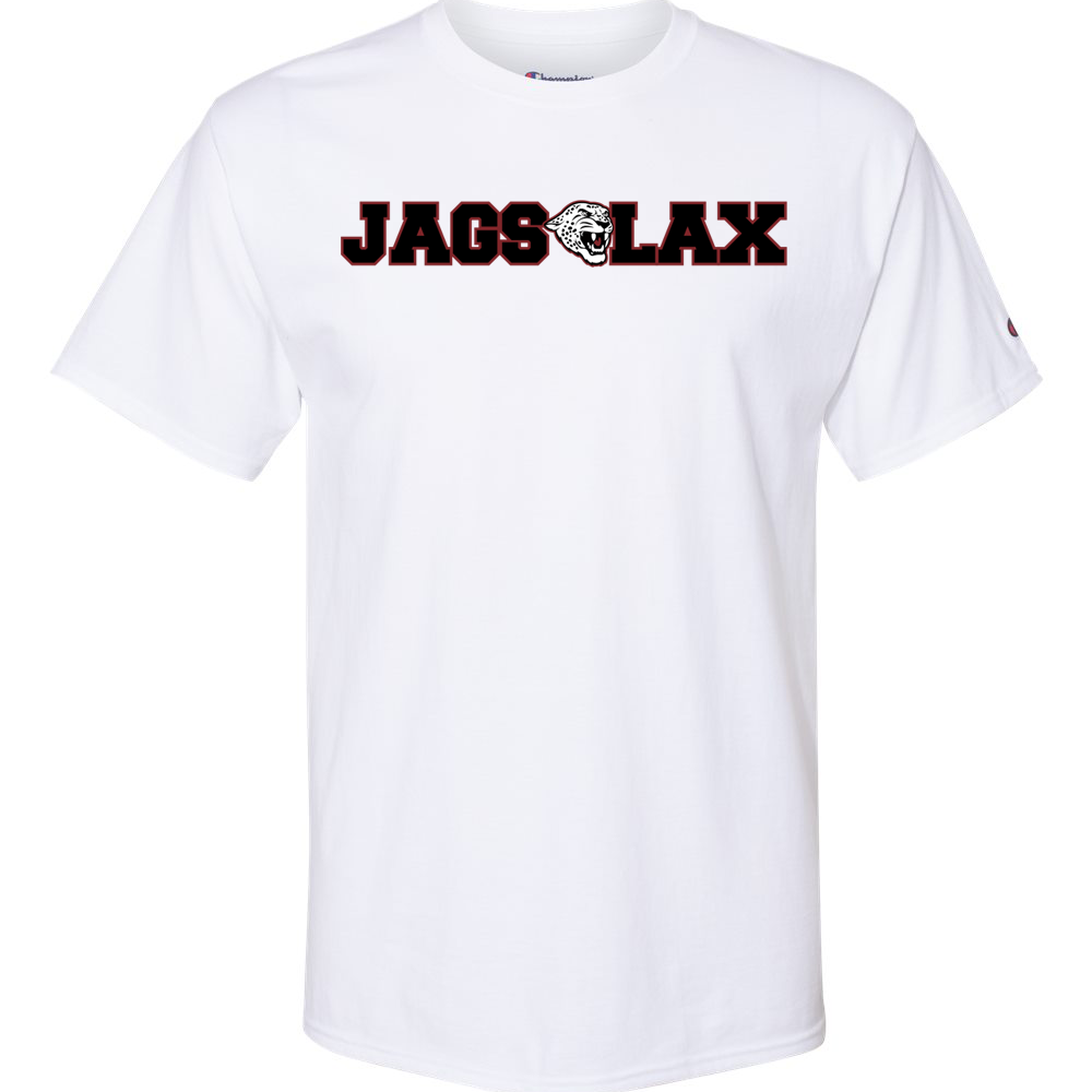 Jags Lacrosse Champion Short Sleeve T-Shirt
