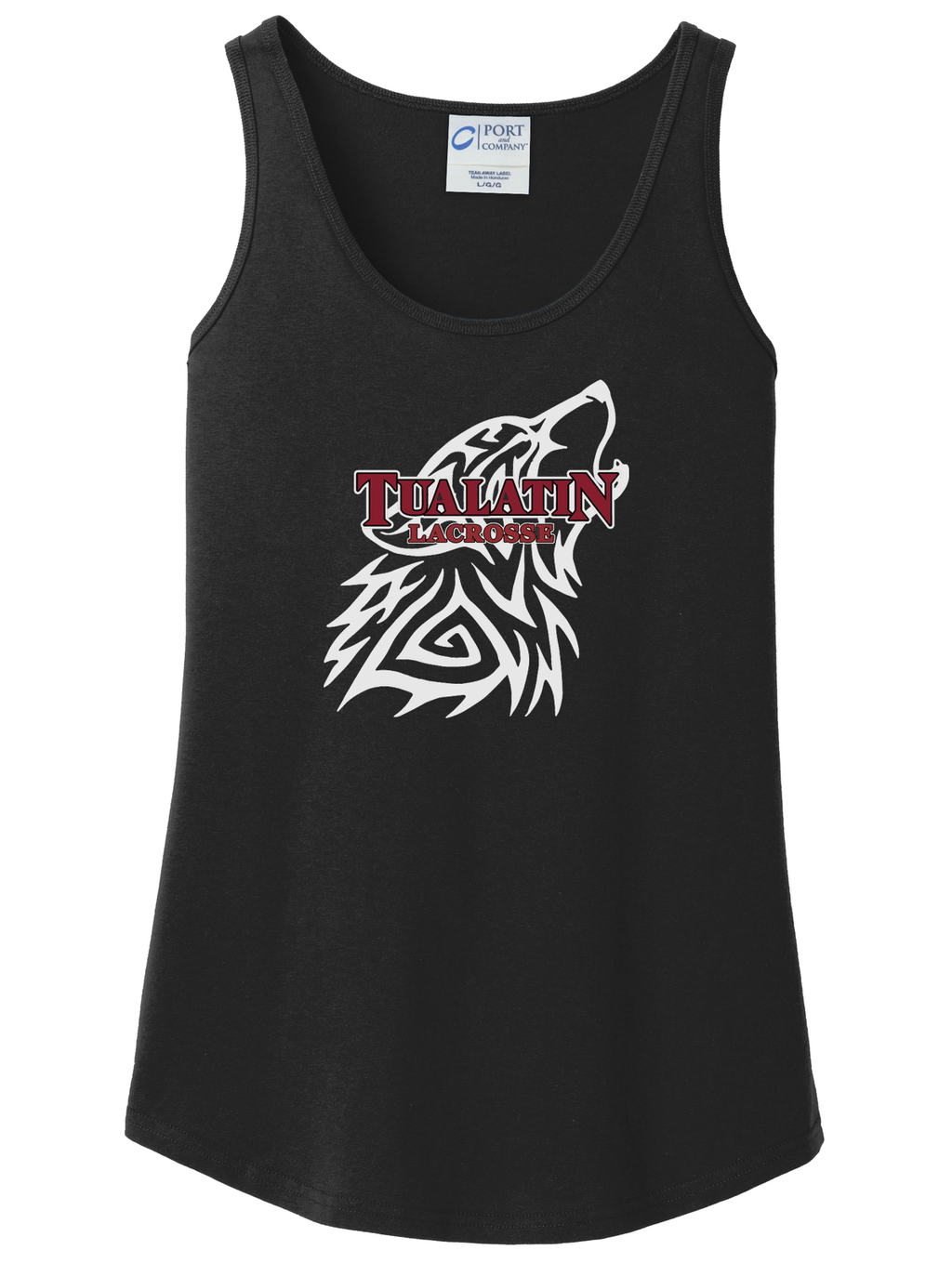 Tualatin Women's Tank Top (Black)