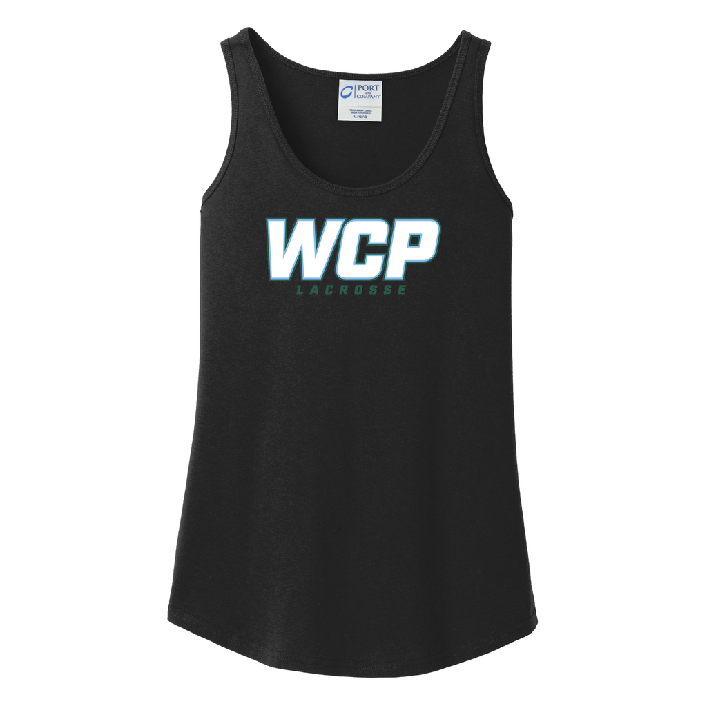 WCP Girls Lacrosse Women's Tank Top