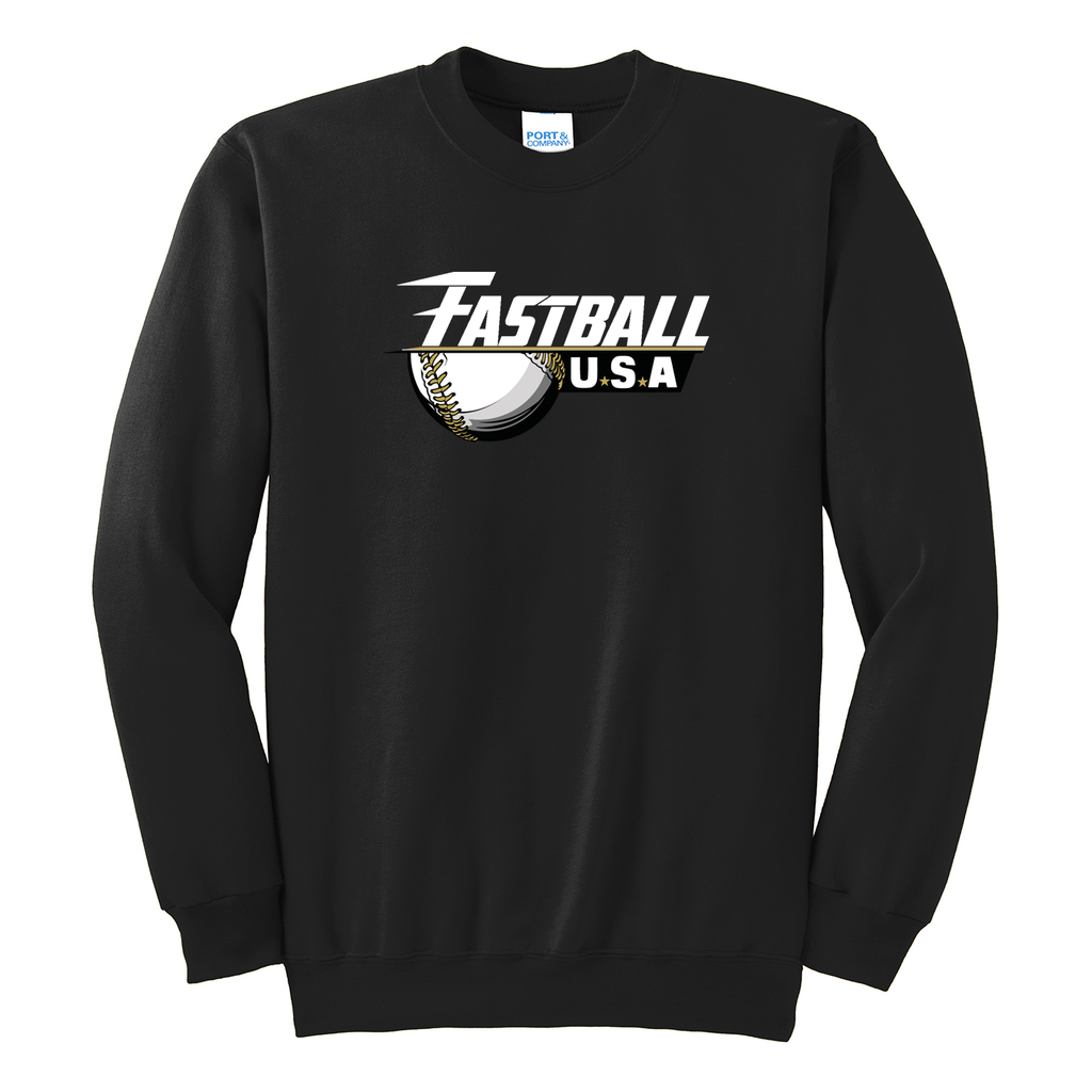 Team Fastball Baseball Crew Neck Sweater
