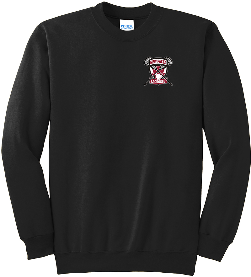 New Paltz Youth Lacrosse Crew Neck Sweater