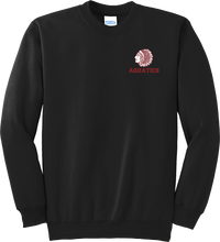 Farmington Aquatics Black Crew Neck Sweater
