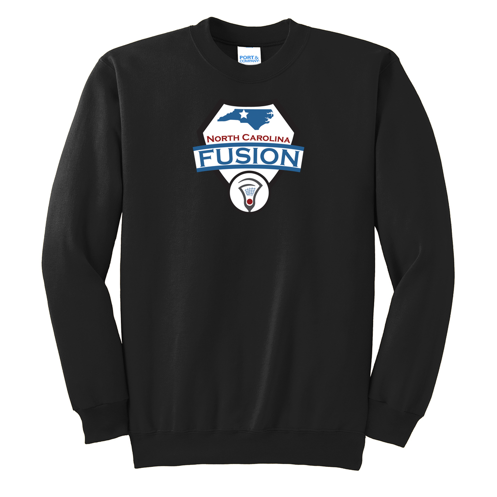 Fusion Lacrosse Crew Neck Sweater