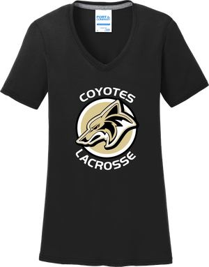 Dane County Lacrosse Women's Black T-Shirt