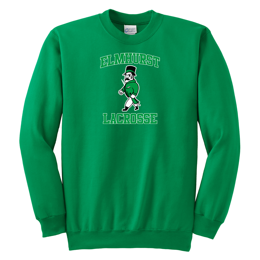 Elmhurst Lacrosse Crew Neck Sweater