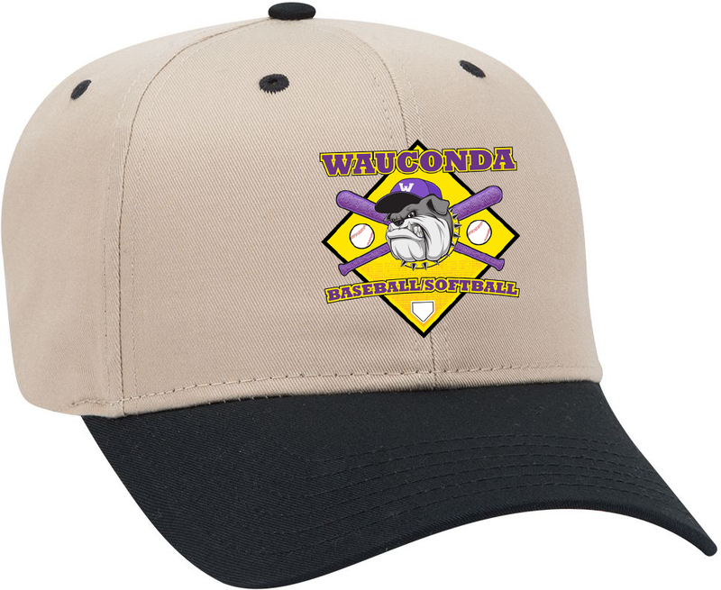 Wauconda Baseball & Softball Cap