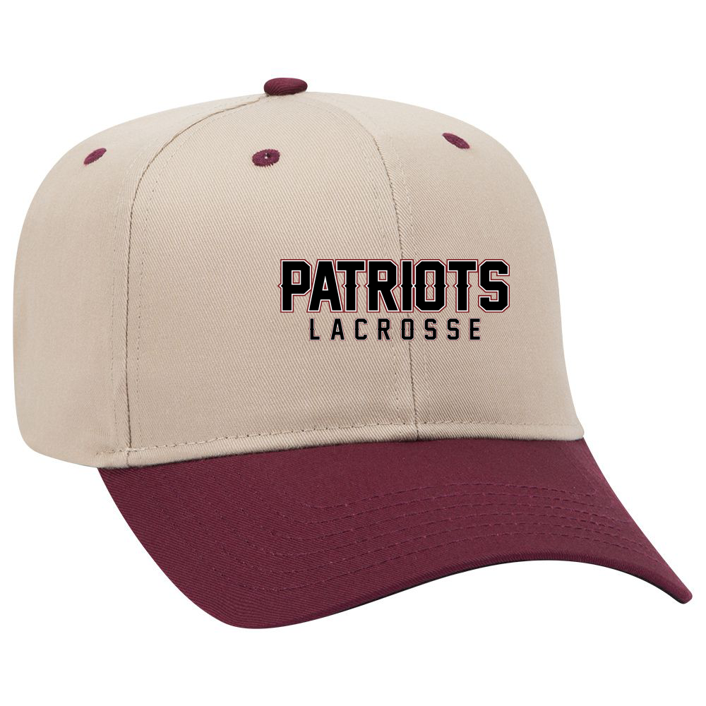 George Washington Lacrosse Cap