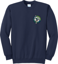 Bay Area Landsharks Navy Crew Neck Sweatshirt