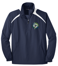 Bay Area Landsharks Quarterzip Windbreaker
