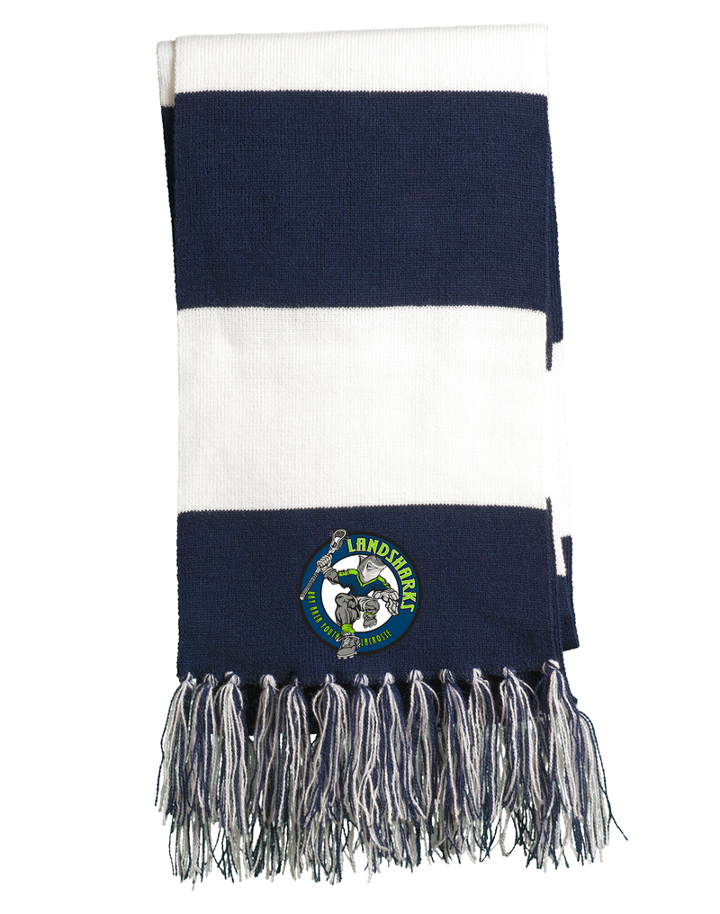 Bay Area Landsharks Team Scarf