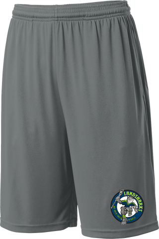 Bay Area Landsharks Grey Shorts