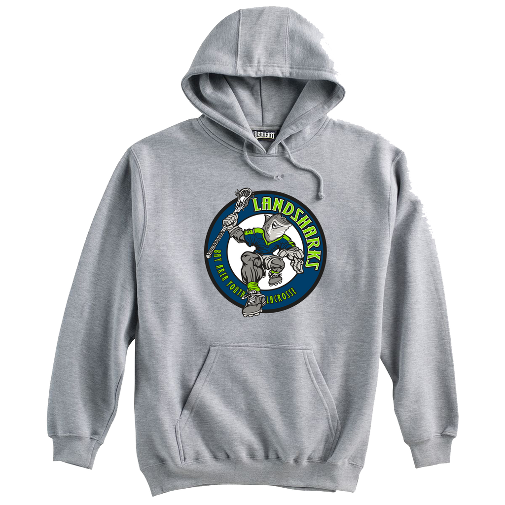 Bay Area Landsharks Grey Sweatshirt