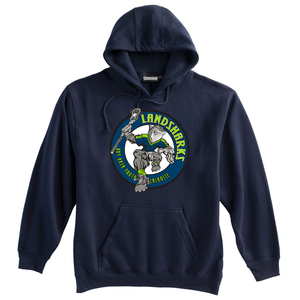 Bay Area Landsharks Navy Sweatshirt