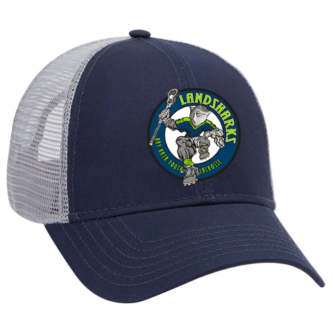 Bay Area Landsharks Trucker Hat