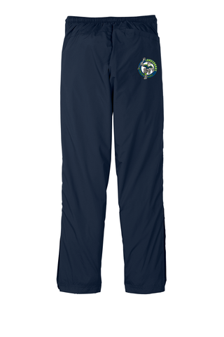 Bay Area Landsharks Navy Rain/Wind Pants