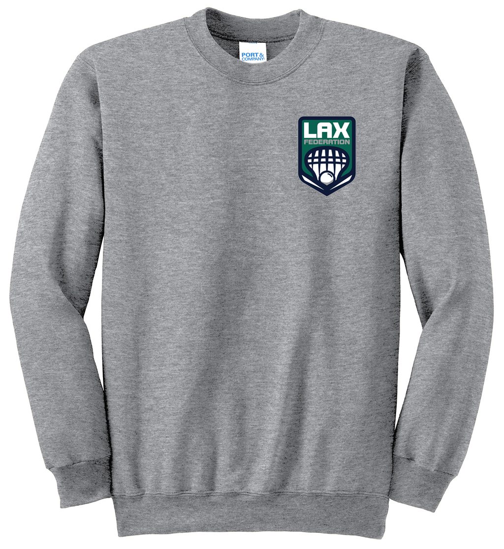 Lax Fed Crew Neck Sweater