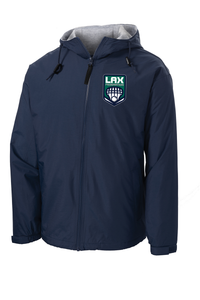 Lax Fed Hooded Jacket