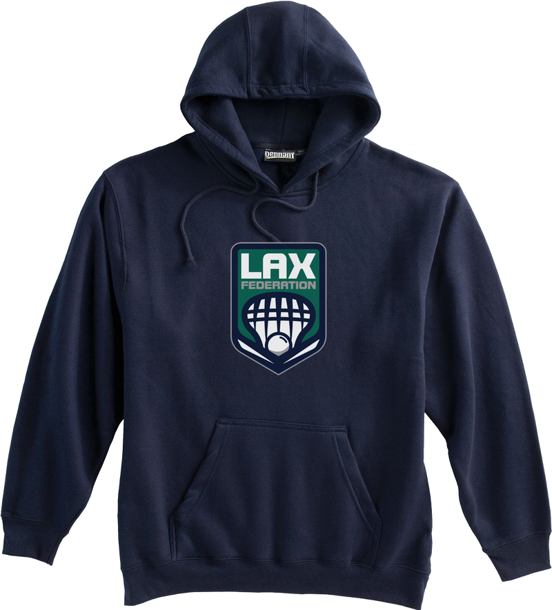 Lax Fed Navy Sweatshirt