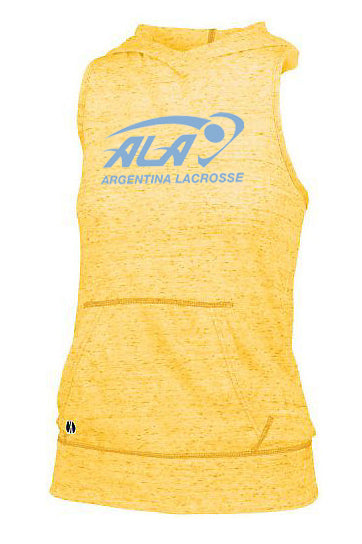 Argentina Lacrosse Women's Hooded Tank