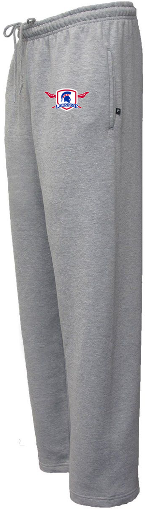 Bixby Lacrosse Grey Sweatpants