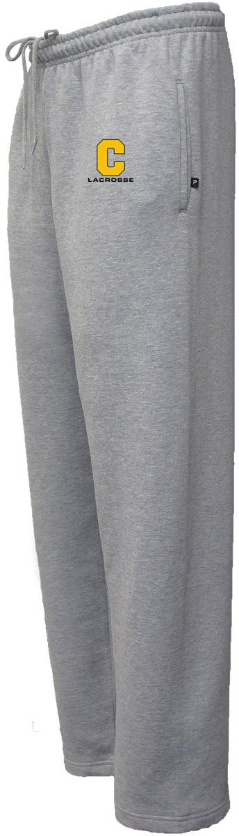 Commack Youth Lacrosse Grey Sweatpants