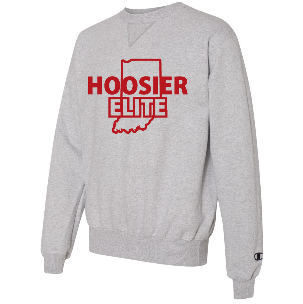 Hoosier Elite Basketball Champion Crew Neck