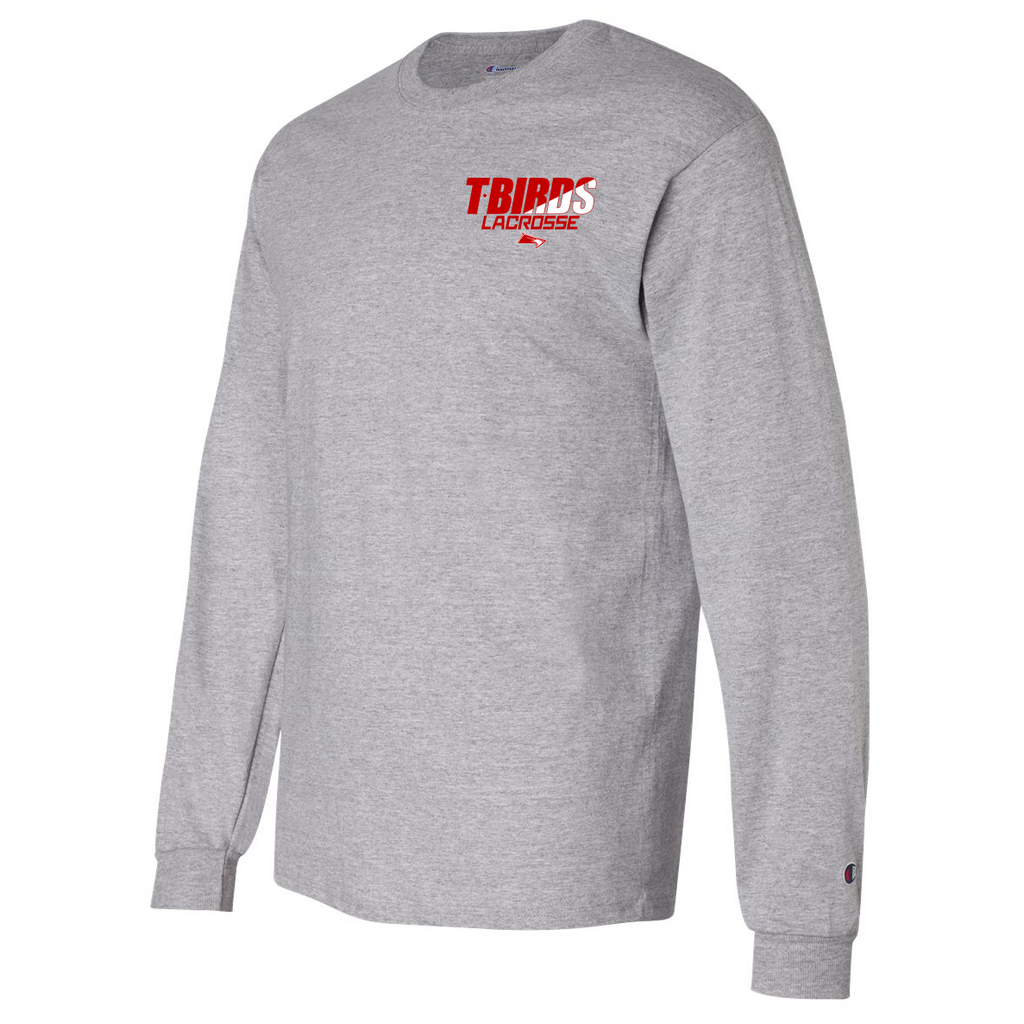 Connetquot Lacrosse Champion Long Sleeve T-Shirt