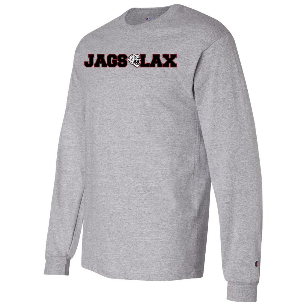 Jags Lacrosse  Champion Long Sleeve T-Shirt