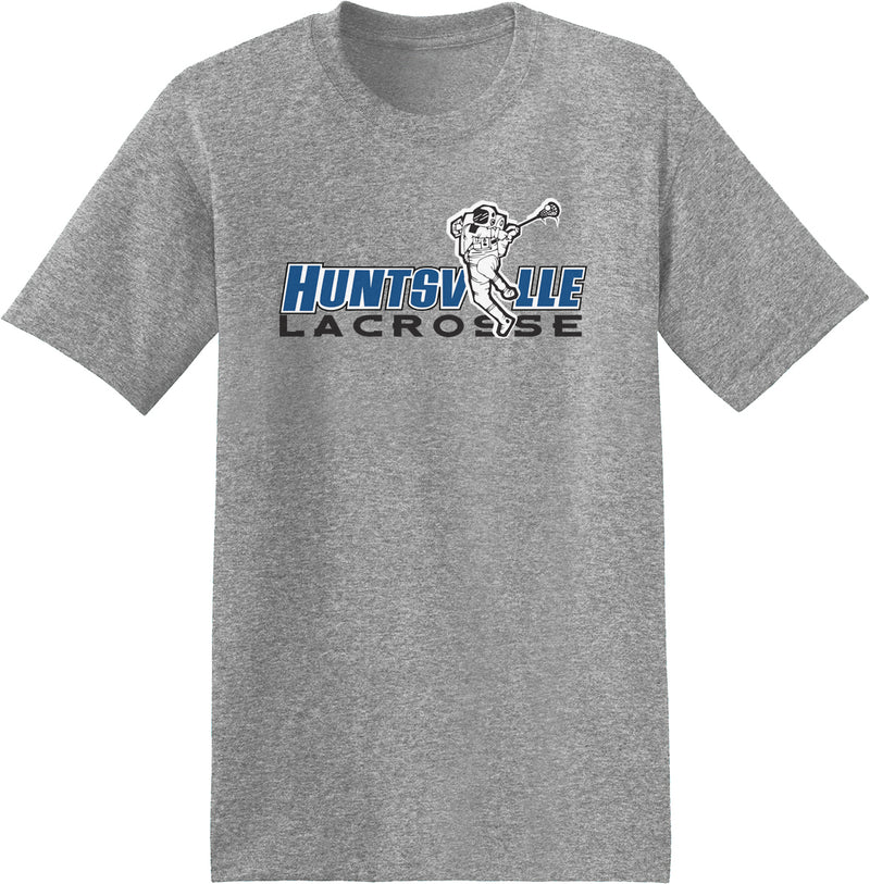 Huntsville Lacrosse Light Steel T-Shirt
