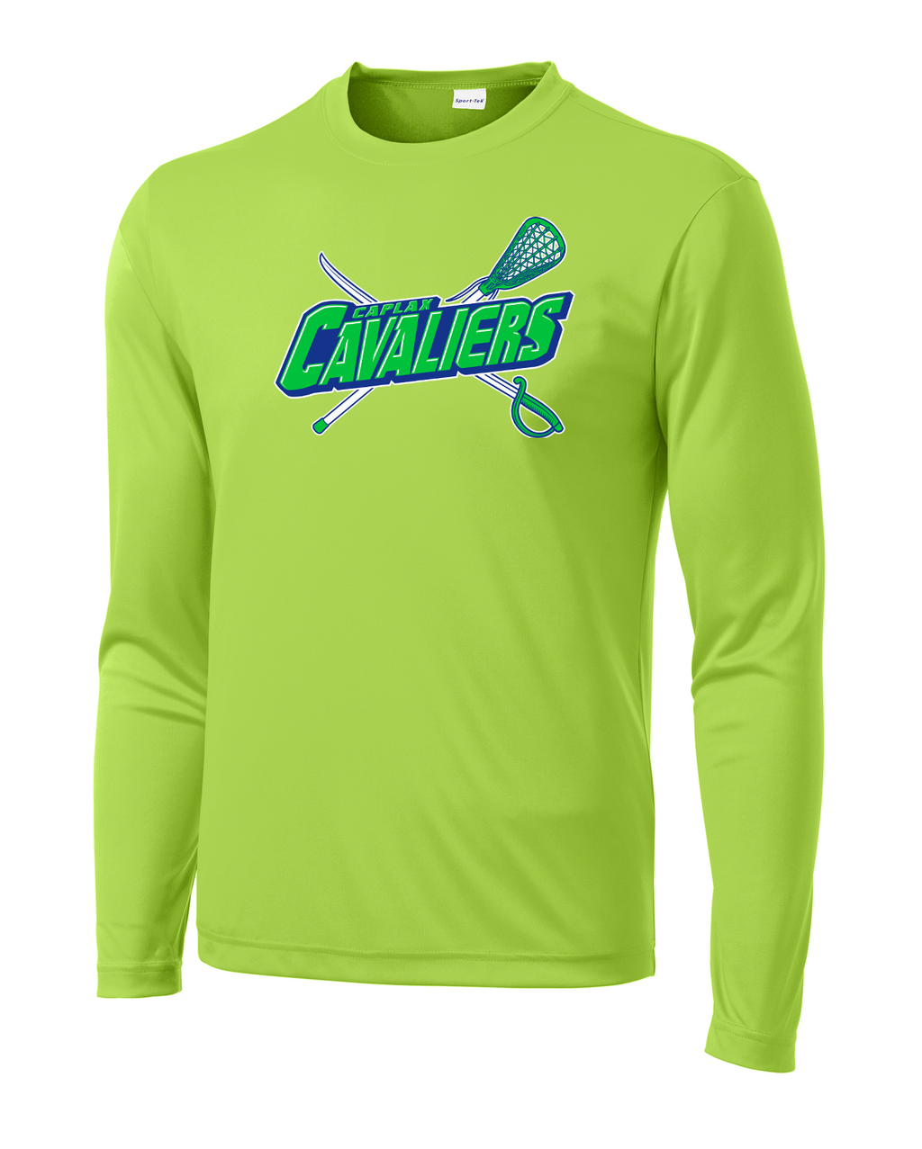 Cavaliers Lacrosse Long Sleeve Performance Shirt