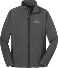 Little Hoppers Charcoal Soft Shell Jacket