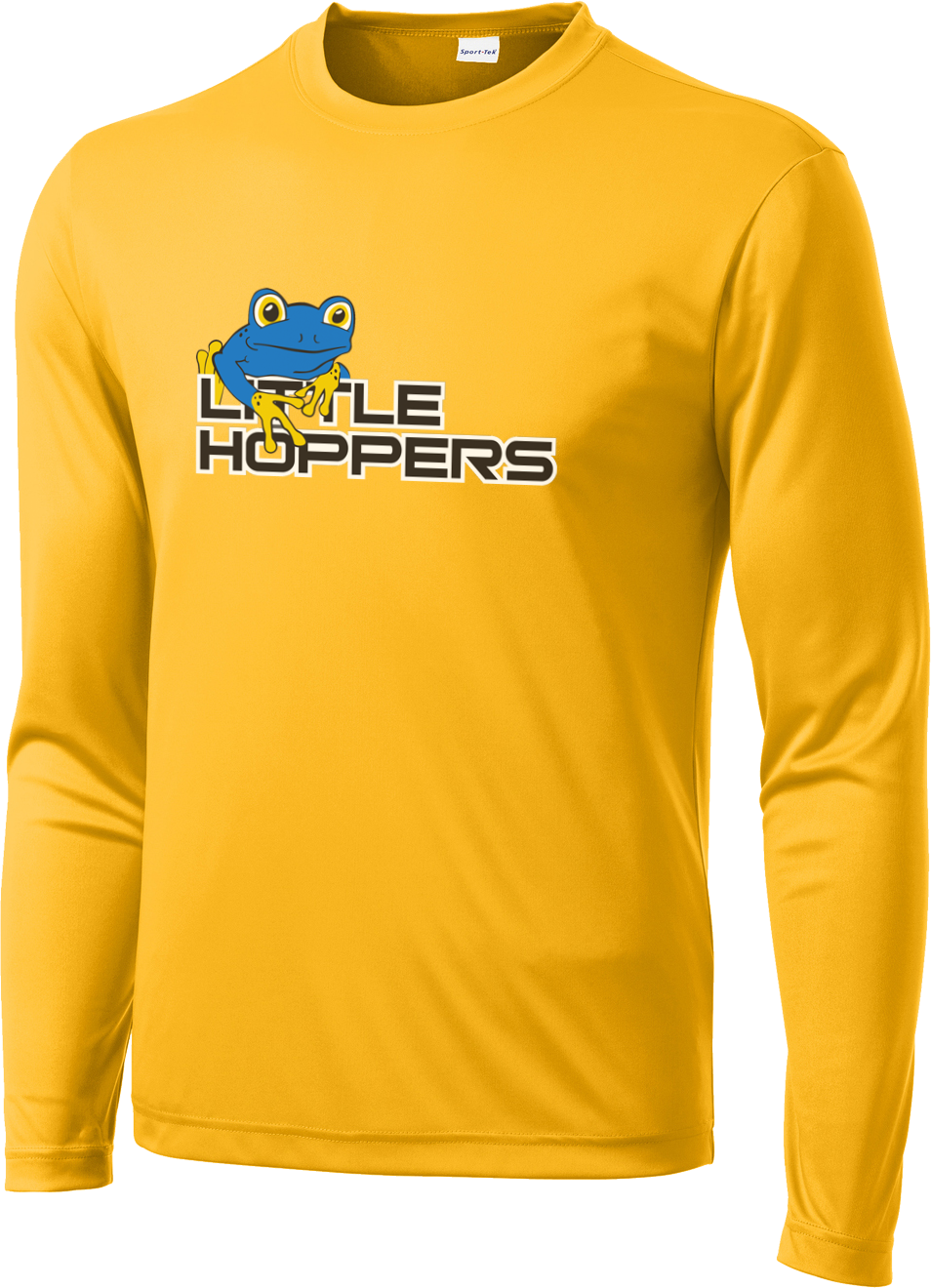 Little Hoppers Long Sleeve Performance Shirt