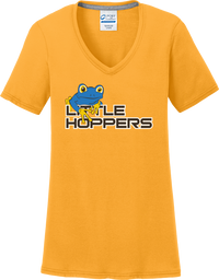 Little Hoppers Women's Gold T-Shirt