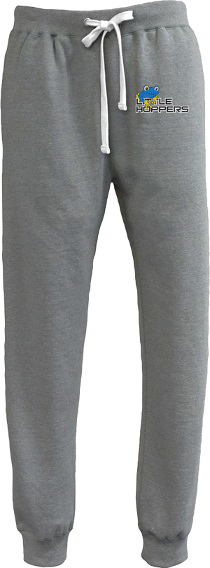 Little Hoppers Heather Grey Joggers