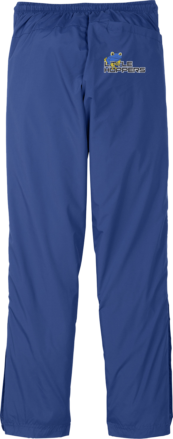 Little Hoppers Lacrosse Royal Blue Rain/Wind Pants