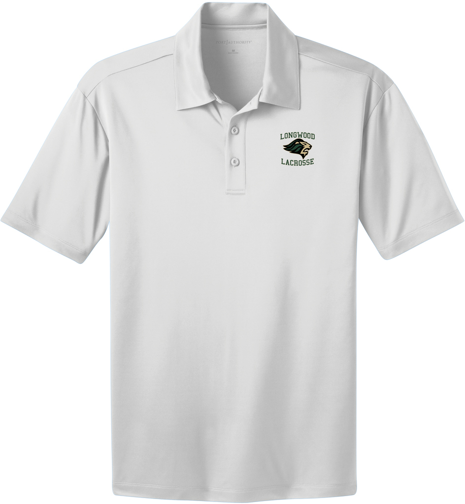 Longwood Lacrosse Coaching Polo