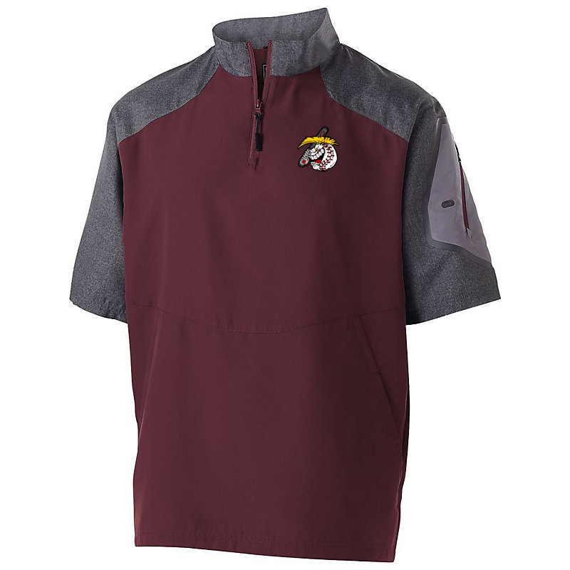 Carolina Slammers Short Sleeve Pullover
