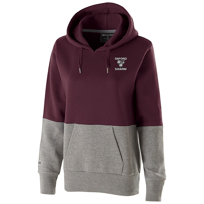 Oxford Youth Lacrosse Women's  Colorblock Hoodie