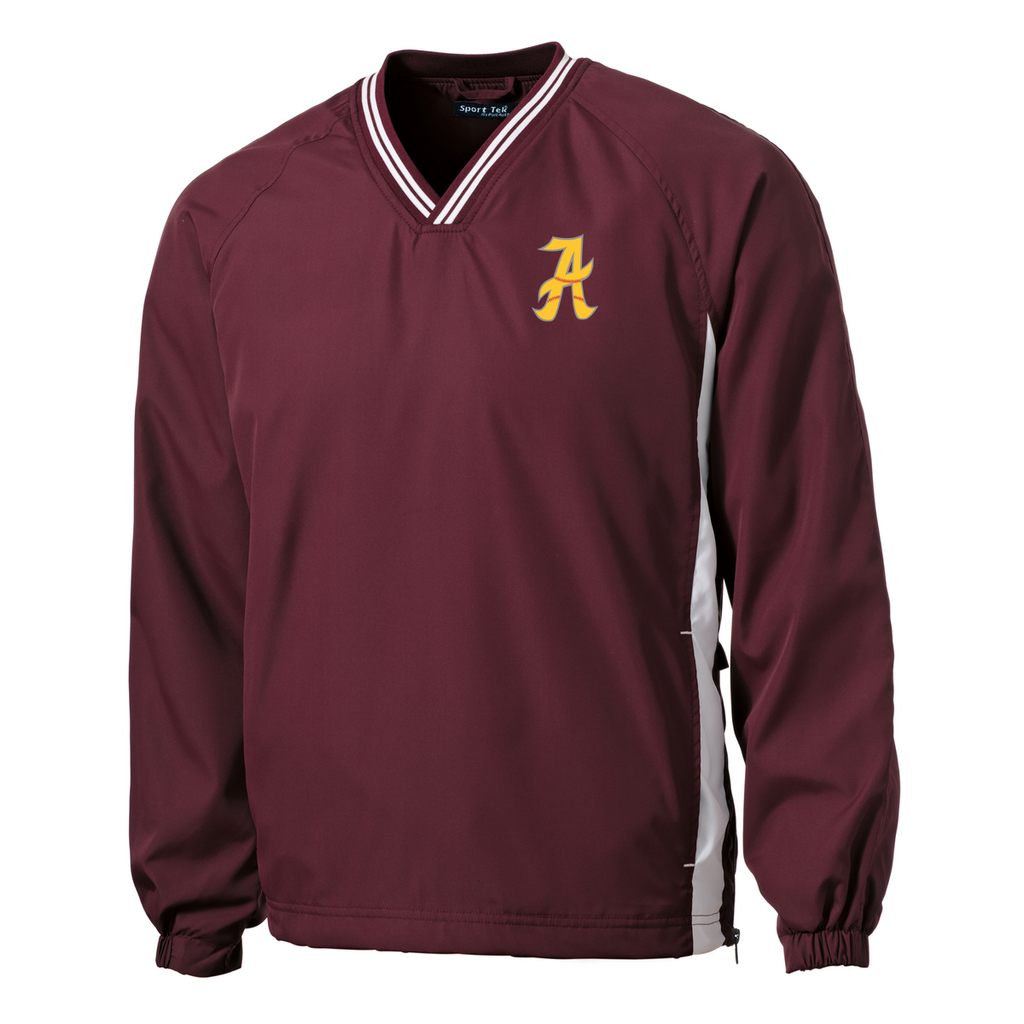 Amherst Softball  V-Neck Pullover