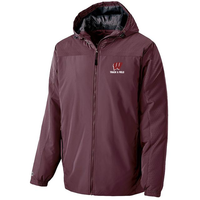 Whitman Track & Field Bionic Hooded Jacket