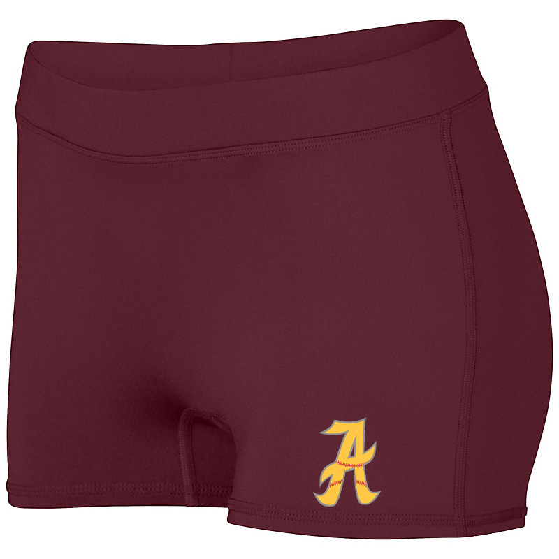 Amherst  Softball Women's Compression Shorts