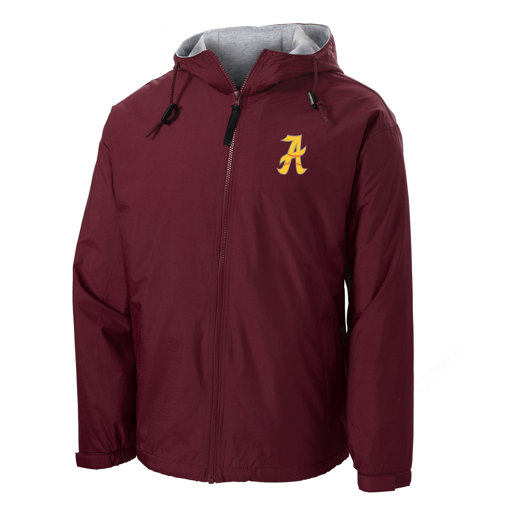 Amherst  Softball Hooded Jacket