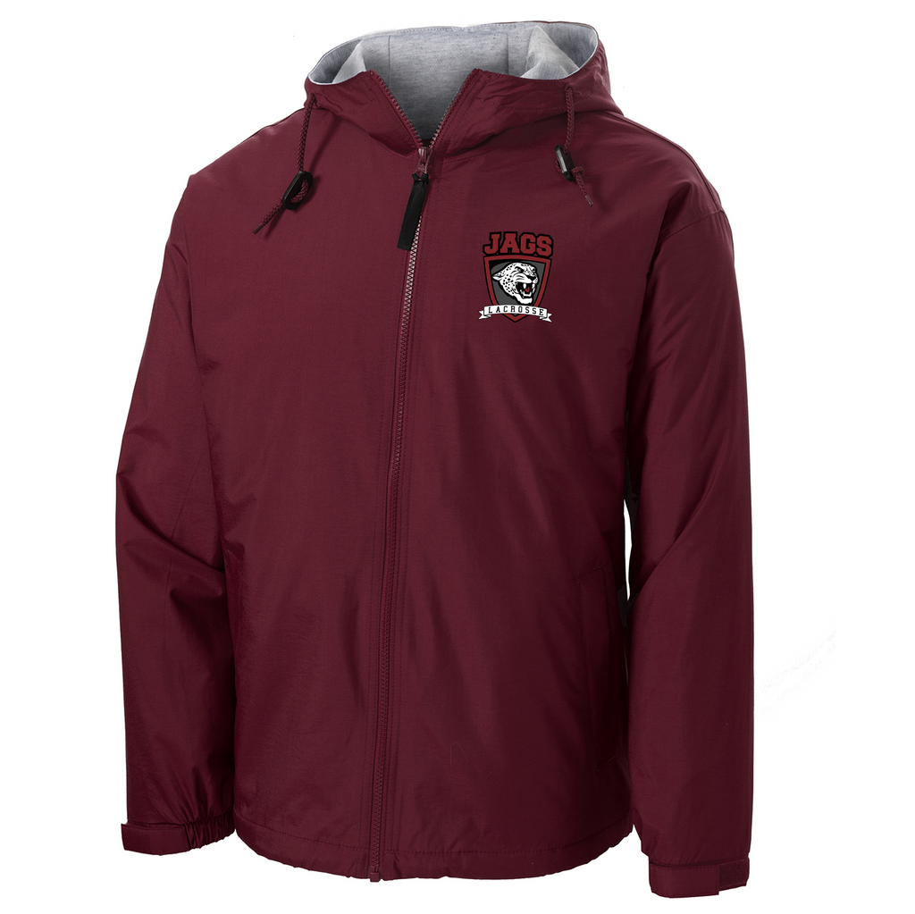 Jags Lacrosse Hooded Jacket