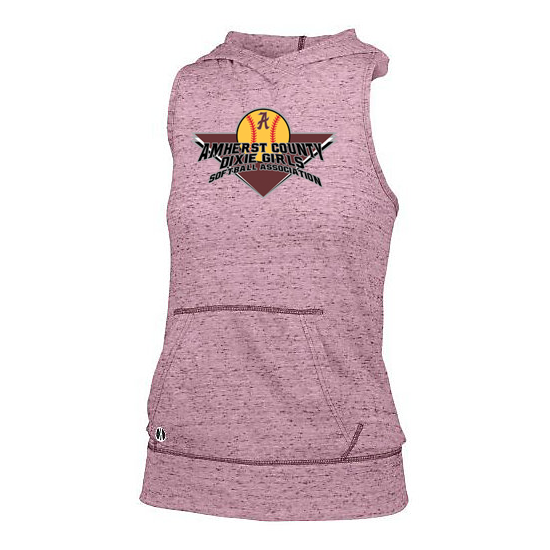 Amherst Softball Women's Hooded Tank