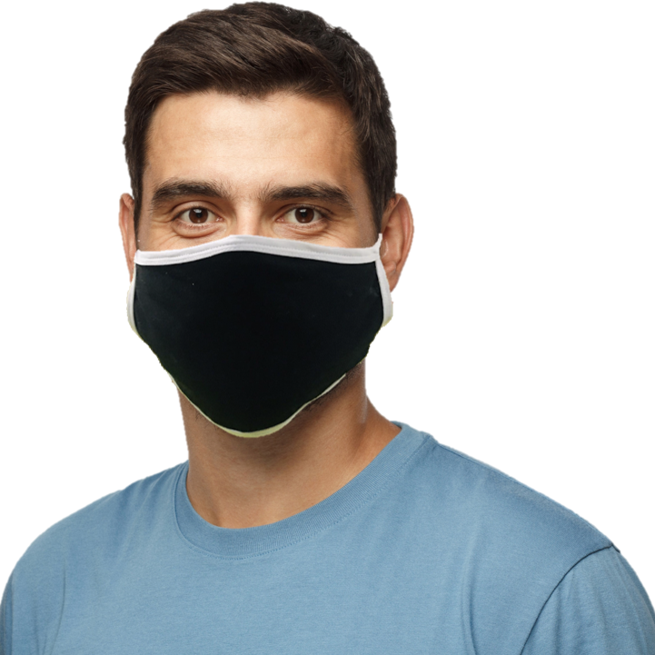 Blatant Defender Face Mask (Black)